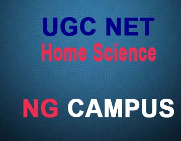 UGC-NET-SLET Home Science Coaching