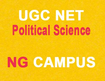 UGC-NET-SLET Political Science Coaching